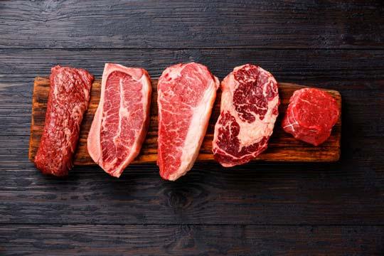 Como escolher a carne bovina
