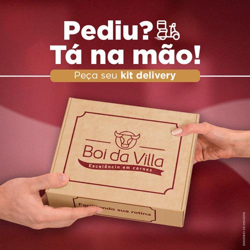 Conheça o nosso serviço delivery!