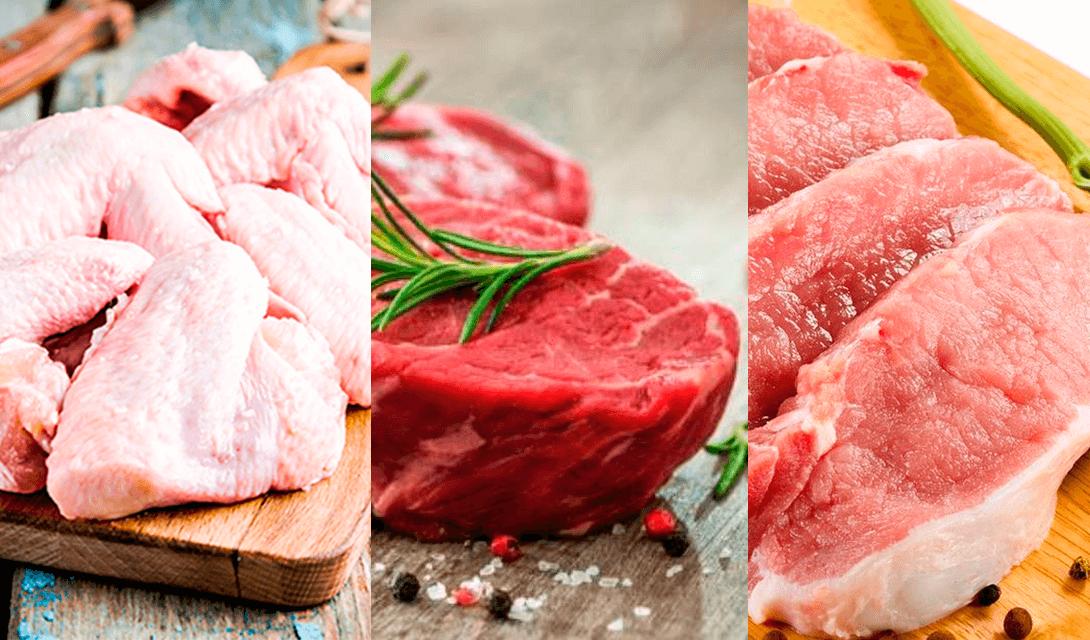 Você sabe quais são as vitaminas e minerais das carnes?
