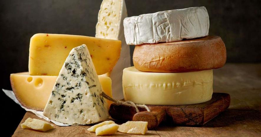 Tipos de queijo